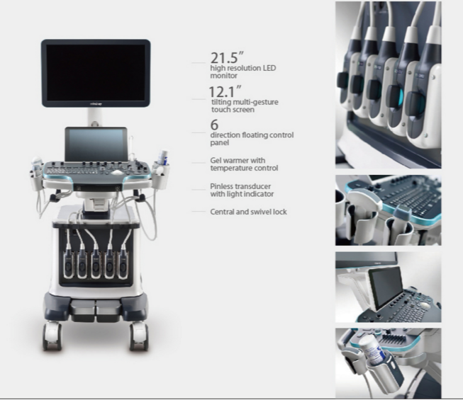 Ultrasound-Resona-7 User-Experience